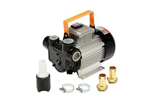 Varan Motors tp04022 Diesel- oder Öltransferpumpe 230V 60l/min - 550W- 3600l/h