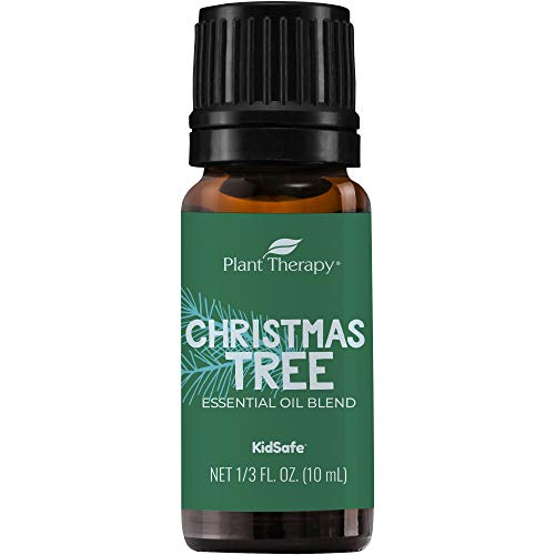 Christmas Tree Holiday Essential Oils Blend