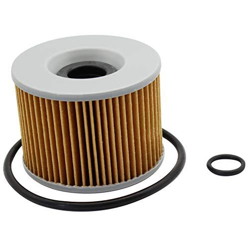 Cyleto Ölfilter für HOND-A GL1000 Goldwing 1000 1975-1980 GL 1100 Goldwing 1100 1980-1985 XJR1300 1251 1998-2014