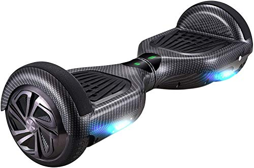 Bluewheel HX310s Patin eléctrico, Altavoz Bluetooth y Luces LED, 2 Motores de 700W, Patinete Scooter Adulto Dos Ruedas Balance Board