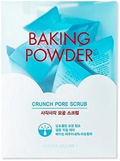 [2016 Upgrade!] ETUDE HOUSE Baking Powder Crunch Pore Scrub 7g×24ea/エチュードハウス ベーキング パウダー クランチ ポア スクラブ 7g×24ea [並行輸入品]