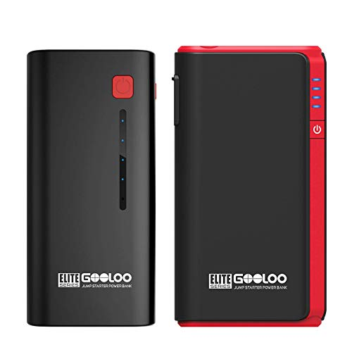 GOOLOO 1200A Peak Jump Starter and 800A Jump Starter