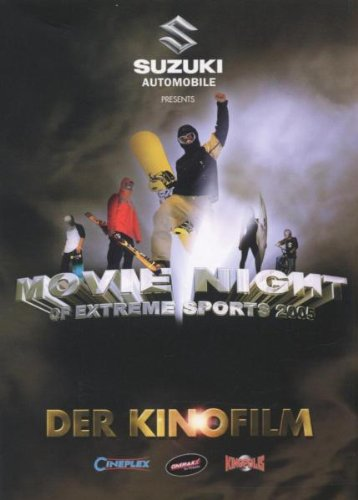 Movie Night of Extreme Sports Vol. 3 / 2004-2005