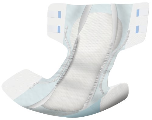 Nottingham Rehab Supplies M91539 Abena Delta All in One Inkontinenz Pads