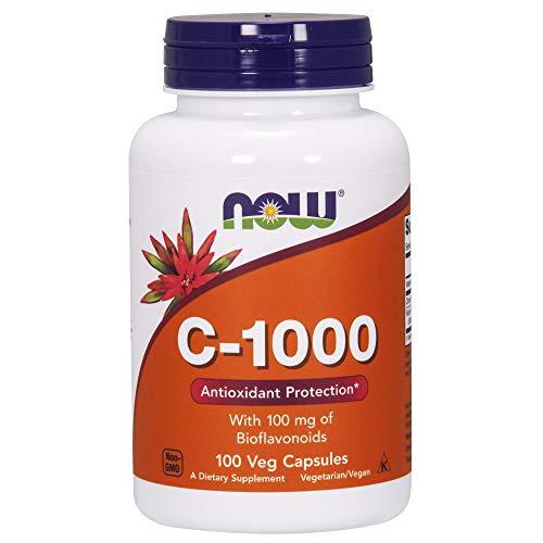 Now Foods C-1000 Standard - 100 Cápsulas