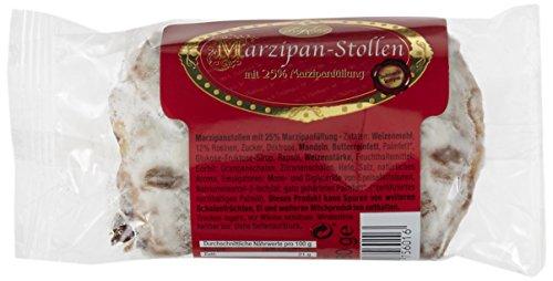 Kuchenmeister Mini Marzipanstollen, 16er Pack (16 x 80 g)
