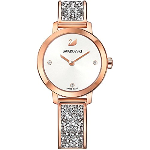 Swarovski Damen-Uhren Analog Quarz One Size Metall 87434451