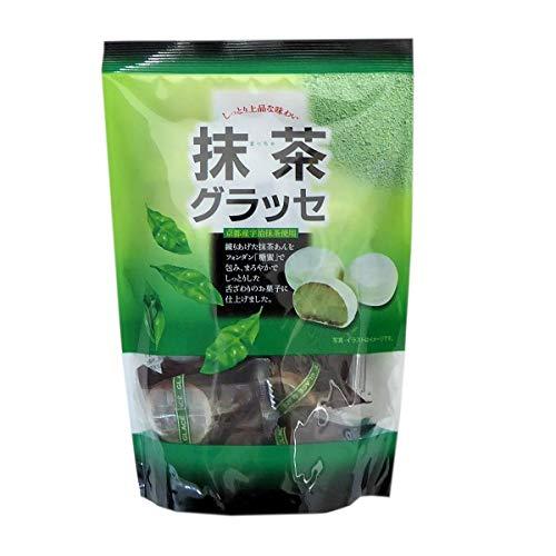 竹林堂製菓 グラッセ (抹茶, 1袋)