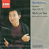 Ludwig van Beethoven: Piano Sonatas No. 26 Les Adieux, No. 21 Waldstein & No. 23 Appasionata