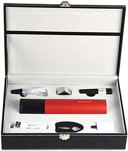 Sacacorchos de vino eléctrico Sacacorchos Set caja de regalo recargable adecuado para regalos fiestas abridor de vino