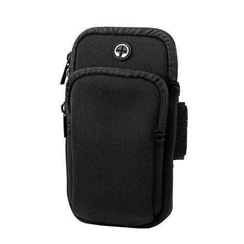 Armband Sportarmband Hülle Armtasche für Smatphone iPhone/Samsung Galaxy,Jogging