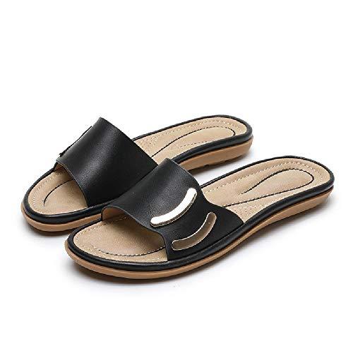 NOBRAND 2020 Sandalias de MujerModa Zapatillas de Playa de Ocio cómodas
