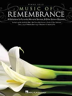 Best remembrance service music Reviews
