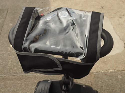 High Quality Control Panel Cover Waterproof rain Protection for Your Mobility Scooter Tiller