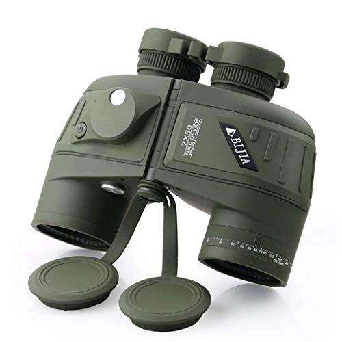 JHLD Kompakt Teleskope Fernglas Für Erwachsene, Professionell HD Schwaches Licht Nachtsicht Klar Tragbarer Ferngläser, Für Jagd Vogelbeobachtung-7×50