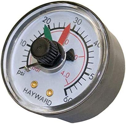 Ximoon セール特価 Filter Pressure Gauge for Pro-Grid w Cl 超激安 Hayward SwimClear