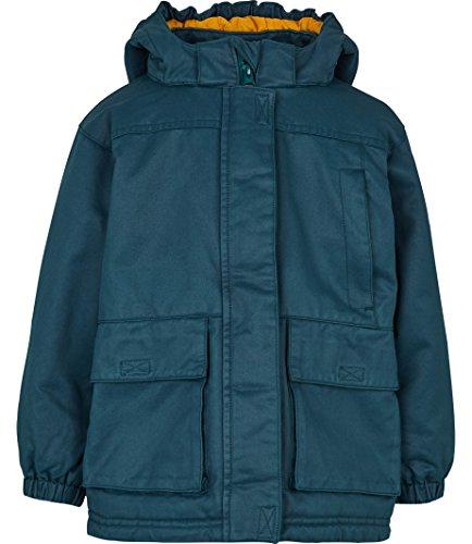Racoon Jungen Christian SOLID Winterjacke Wassersäule 9.000 Jacke, Blau (Pacific Pac), 110