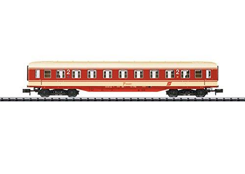 Trix 15779 - Schnellzugwagen 2. Kl. ÖBB, Minitrix
