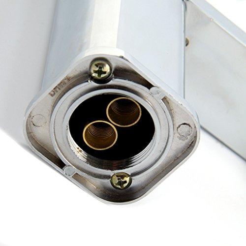AllRight Badarmatur Wasserhahn Waschtischarmatur Einhandmischer hoch Bad Küche Armatur - 5