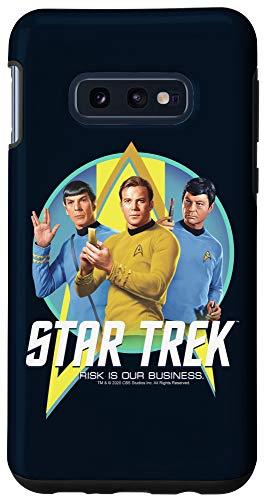 Galaxy S10e Star Trek: The Original Series Risk Is Our Business Case