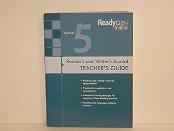 Paperback ReadyGen Reader's and Writer's Journal TEACHER'S GUIDE - Grade 5 Book