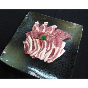 淡路産いのぶた 金猪豚(ゴールデン・ボア・ポーク) 焼肉食べ比べセット 計800g