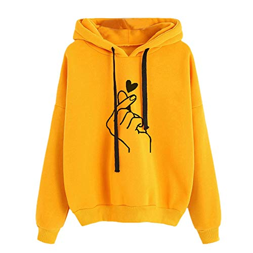 Blusa Mujer Amarillo
