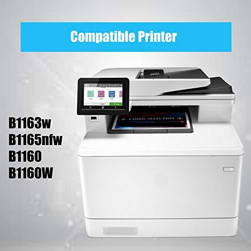 (1-Pack, Black) 4Benefit Compatible YK1PM Toner Cartridge 331-7335 (HF44N HF442) B1160 Used for Dell B1160 B1160w B1163w B1165nfw Laser Printers Photo #3