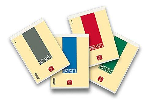 Pigna 02137471R Blocco A5 con Punto Metallico, 70 Fogli, conf. 10 pezzi