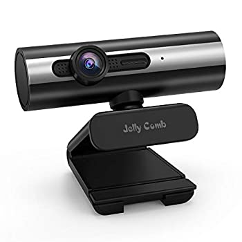 1080P Webcam with Microphone USB Webcam High Definition Web Cameras for Computer Monitor Laptop