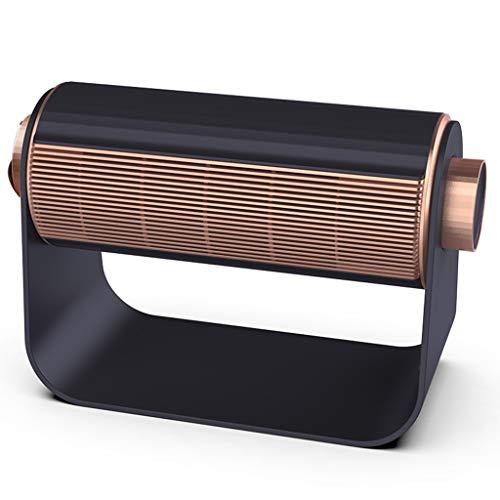 Calefactor portátil Calentador eléctrico pequeño Sensor Inteligente 1400W Alta Potencia Se Pueden Ajustar Cuatro Modos El Ahorro de energía Suministro Aire múltiples ángulos de 135 ° Uso Seguro
