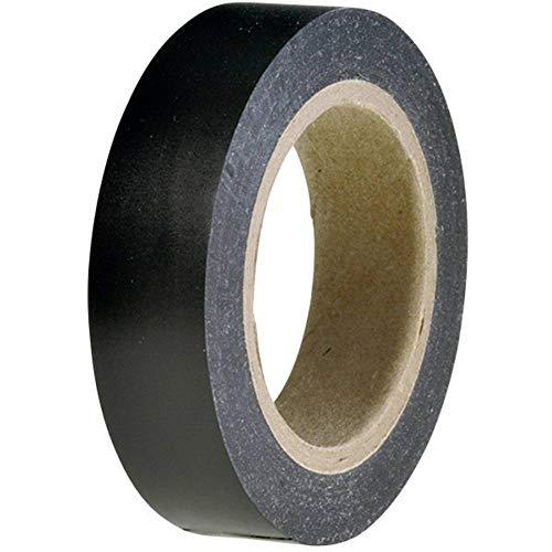 Hellermann Tyton Htape-Flex15 Isolierband, 15 x 10, Indoor & Outdoor, 10 m, Polyvinylchlorid, Schwarz, Tape Sticker