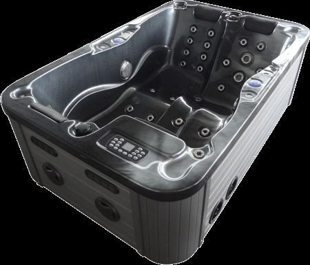 W-195SL 2-3 Pers. NEU Outdoor Indoor Whirlpool Hot Tub Whirlpools KING-SPA