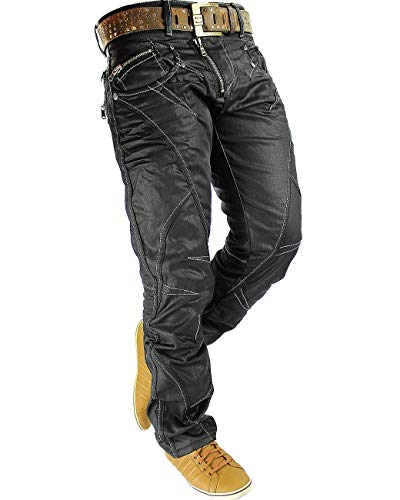 Cipo & Baxx Herren Jeans C0812-bans W33/L34