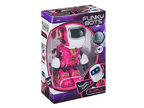 Funky Bots Bubble (pink)