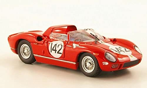 Ferrari 275P, No.142,Hill Ireland, NürburGrüng, 1964, Modellauto, Fertigmodell, Art Model 1 43