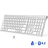 Best Keyboards For Macs - iClever DK03 Bluetooth Keyboard - 2.4G Wireless Keyboard Review