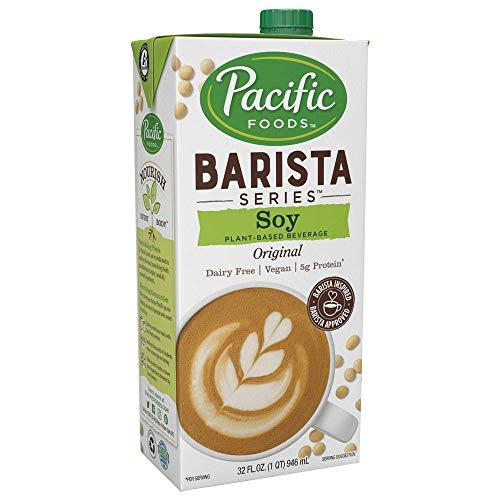 Pacific Barista Series Original Soy Beverage, 32 Ounce