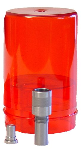 Lee Precision 90487 Recalibrador Completo para Vainas de Arma Corta, Talla Única