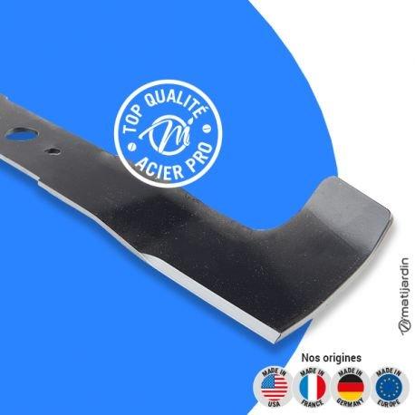 Rasenmähermesser für Alcatel Orion 474 118040, Schnitt 46 cm