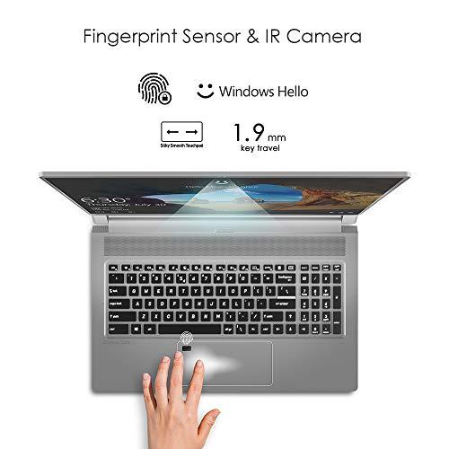 Product Image 1: MSI Creator 17 A10SE-256 17. 3″ FHD 144Hz 72%NTSC Thin Bezel, Intel Core i7-10875H RTX2060 16GB 512GB NVMe SSD Win10PRO VR Ready