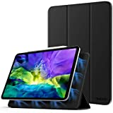 TiMOVO Hülle for New iPad Pro 11 Inch 2020 (2nd Generation), Strong Magnetic Trifold Stand Hülle Cover with Auto Sleep/Wake Fit iPad Pro 11