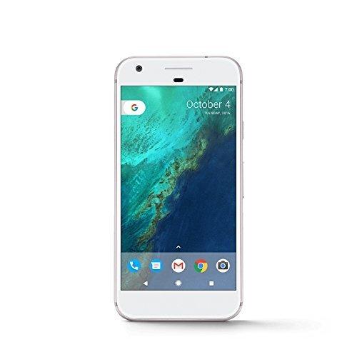 Google MT Pixel 32GB Android 7.1 [Silber] (Generalüberholt)