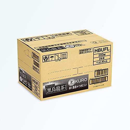『[トクホ] サントリー 黒烏龍茶 350mlPET×24本』の2枚目の画像