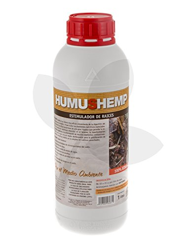 HumusHemp de Lombriz 1 Litro