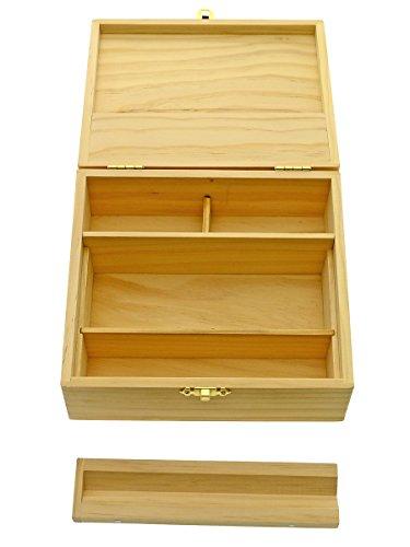 Rolling Supreme Joint Box Dreher Kiste (18 x 16,5 x 6,5 cm)
