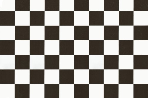 Klebefolie d-c-fix Monza Schachbrett Folie Meterware