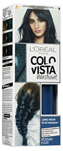 Colovista Wash Out 19 Denimhair