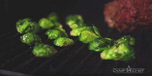 Camp Chef SmokePro SG Wood Pellet Grill Smoker, Black (PG24SG)