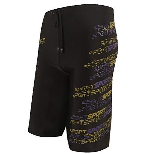 Short pour Hommes, Impression Confortable, Engrais Respirant LâChe Et Short De Sport, Cinq Pantalons